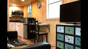 tiny house tour of our model the passage our economical tiny home