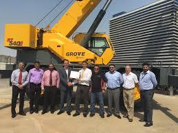 grove crane dealer in india the best crane 2017