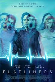 click to view extra large poster image for flatliners movie