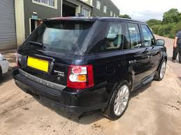 land rover 2007 black currently breaking 2007 range rover sport hse 3 6 tdv8 diesel