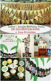 safari themed 1st birthday invitations archives decorating of party