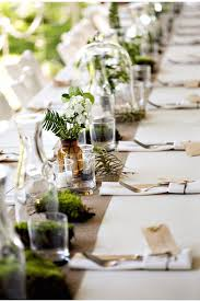 Table Decorations For Funeral Reception Best 25 Plant Centerpieces Ideas On Pinterest Succulents In