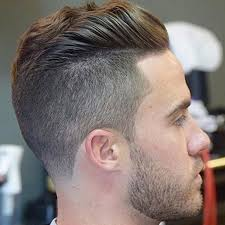best haircuts undercut with brushed back wavy hair hairstyles and