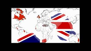 Colonial British Flag The Rise And Evolution Of The British Empire Youtube