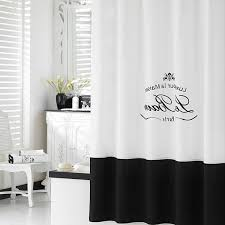 unique monogram shower curtain u2014 wall inspirations with regard to
