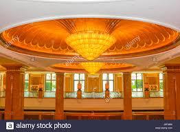 Sayad Seafood Restaurant In Abu Dhabi Emirates Palace Palace Hotel Interior Stock Photos U0026 Palace Hotel Interior Stock