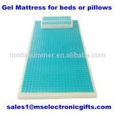 manufacturer cool gel bed mattress pad memory foam pillow