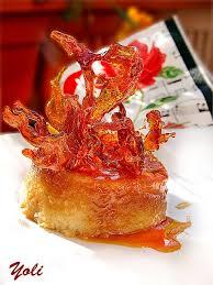 How To Make Sweet Decorations 36 Best Caramel Sugar Images On Pinterest Caramel Cake