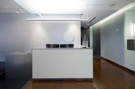 Mini Reception Desk Scb Architecture Forms Surfaces