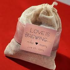 tea bag favors diy is brewing tea bag wedding favors with custom