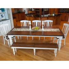 french farmhouse leg extension table amish dining tables u2013 amish