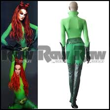 Robin Halloween Costumes Batman Robin Moive Character Poison Ivy Chirstmas Cosplay