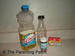 how to make a glitter and oil sensory bottle parenting patch