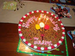 mrs fields cookie cakes birthday cakes retrospect find in every day