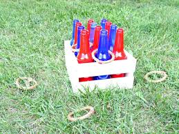 how to make a ring toss game hgtv
