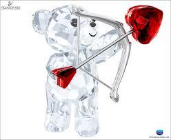 5136438 swarovski kris bear valentine cupid