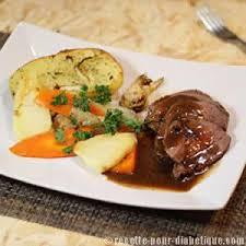 cuisiner roti de boeuf rôti de filet de boeuf et ses légumes au four