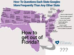 Most Googled How To Most Googled Question In Florida Wtfflorida Com