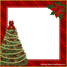 free christmas photo frame templates christmas photo frame
