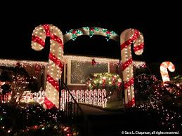 Outdoor Candy Cane Lights by Candy Cane Arch Sara U0027s Fave Photo Blog
