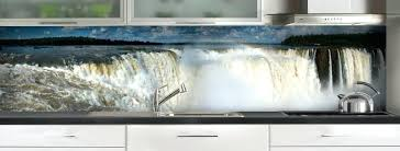 credence mural cuisine credence originale pour cuisine attractive revetement mural