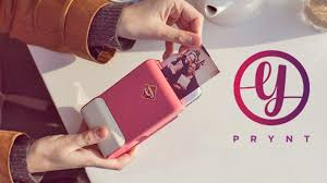 prynt first instant camera case for iphone and android by