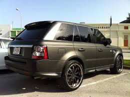 matte range rover 2017 black matte cars google search suv pinterest matte cars