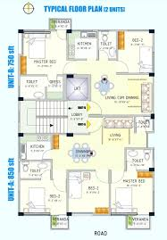 Multi Unit Apartment Floor Plans 25 More 2 Bedroom Floor Plans 5 Iq Apartment5 Unit Apartment