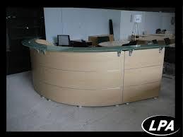 banque d accueil bureau banque d accueil arrondie banque d accueil mobilier de bureau lpa