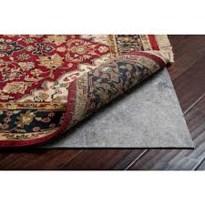 Rug Pad For Laminate Floor American Slide Stop All Surface Thin Profile 66 In Round Fiber