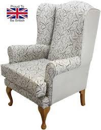 Orthopedic Chair Orthopedic Chairs Queen Anne High Back Chairs Queen Anne Silk