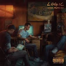 his father threatened to sue him over the album logic breaks
