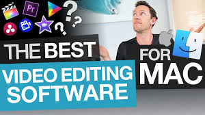 best video editing software for mac on every budget youtube