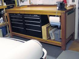 homemade work bench best work benches design gallery workbench