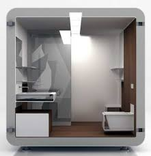bathroom space saving ideas space saving ideas for eco homes modular bathroom design concept