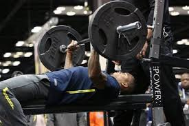 Combine Bench Press Record Nfl Combine Rudy Ford Leads Safeties In Bench Press Al Com