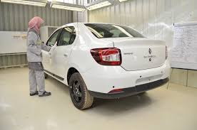 renault algerie renault starts production of the symbol in new algerian plant