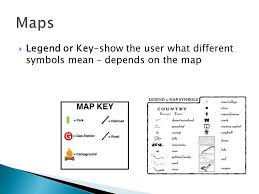 what is a map legend august 26 legend or key the user what different symbols