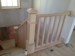 Stairway Banister Download Wood Stair Railing Ideas Homecrack Com