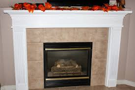 concrete fireplace surrounds us including magnificent mantel shelf