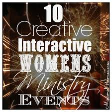 10 creative interactive s ministry events missional