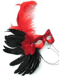 mask with feathers black mask with feathers masquerade express