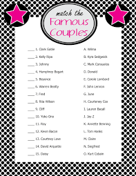 coed bridal shower couples bridal shower print right from home