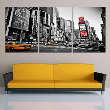 Cheap Home Decor From China Aliexpress Com Buy Fashion Home Decor Canvas 3 Piece Wall Art