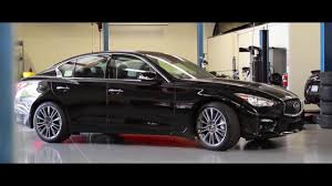 infiniti q50 blacked out infiniti q50 red sport 3 0t stillen stage 2 exhaust system