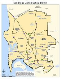 San Diego City College Map About San Diego Unified San Diego Unified District