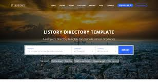 top 10 best premium multipurpose directory templates our code world