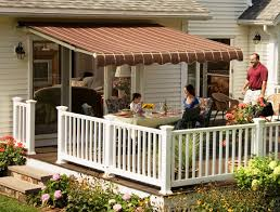 Powered Awnings Wsa Weather Sealco Sunsetter Awnings Serving North East Ohio
