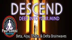 remove negative blocks deep visual relaxation guided meditation