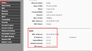 red internet light on modem why my tp link router can not get wan parameters from my modem tp